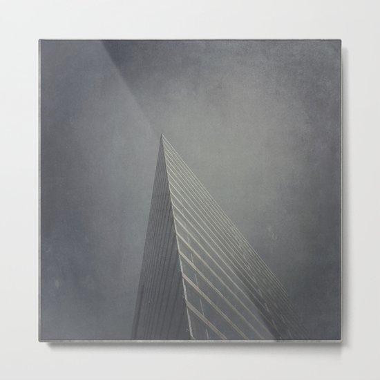 edge Metal Print