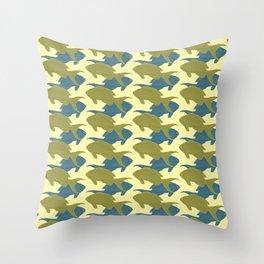 Fish 5 Throw Pillow