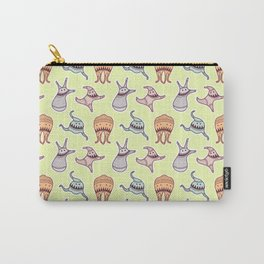 sticker monster pattern 6 Carry-All Pouch