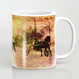 The road gang Coffee Mug