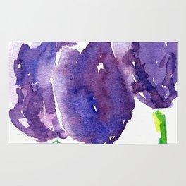 flower X Rug