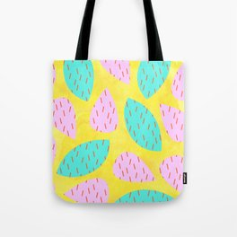 Cactus Spikes Tote Bag