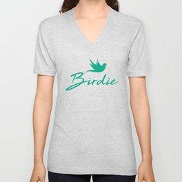Birdie gr Unisex V-Neck