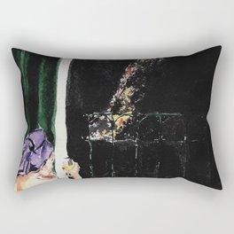 I've been waiting for you, Paris! Rectangular Pillow