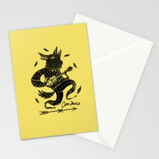 Come Dance Stationery Cards
