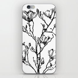 SPRING BUDS iPhone Skin