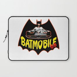 Batmobile 66 Laptop Sleeve