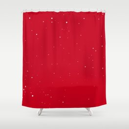 It's the most beautiful time of the year Shower Curtain