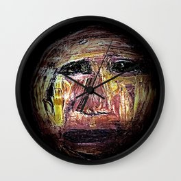 The Unwelcome Quiet. Wall Clock