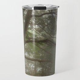 Misty Forest Branchscape Travel Mug