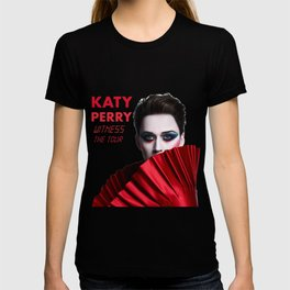 KATYPERRY WITNESS THE TOUR T-shirt
