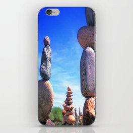 Rocks! iPhone Skin