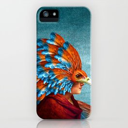 Free-Spirited iPhone Case