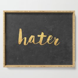 Hater Serving Tray