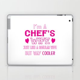 Chef's Wife Laptop & iPad Skin