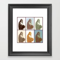 Gypsies 6 Framed Art Print