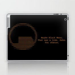 Black Mesa Laptop & iPad Skin