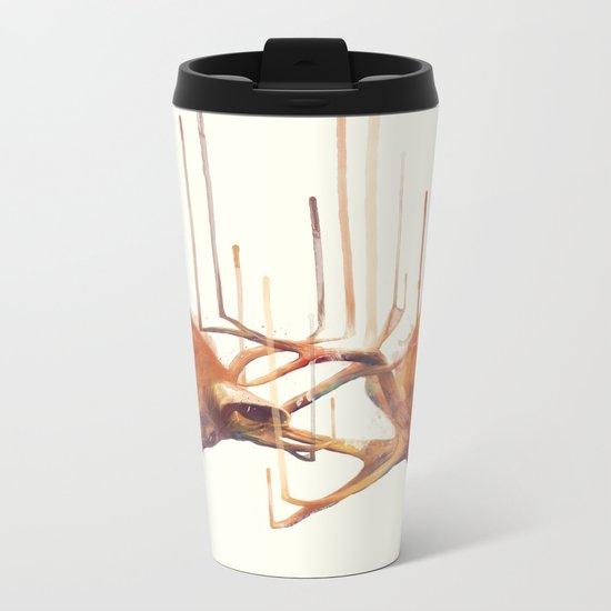 Stags // Strong Metal Travel Mug