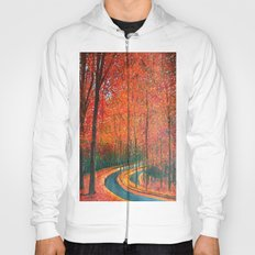Beautiful colors of Autumn Hoody