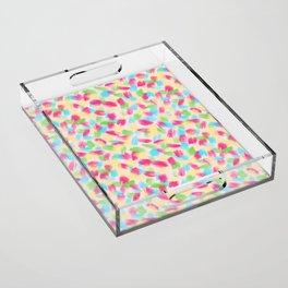 01 Loose Confetti Acrylic Tray