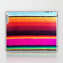 Magenta Sky Serape Laptop & iPad Skin