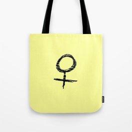 symbol of woman 8 Tote Bag
