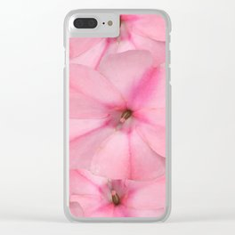 Cupid Flora Clear iPhone Case