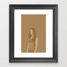 River Tam, Firefly Serenity Framed Art Print