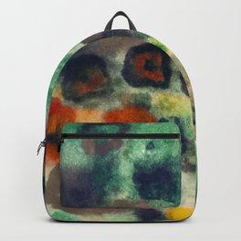 flower pattern IIII Backpack