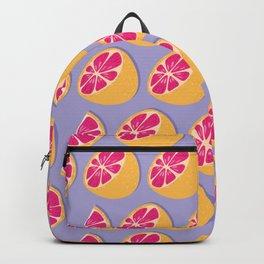 Grapefruit pattern 05 Backpack