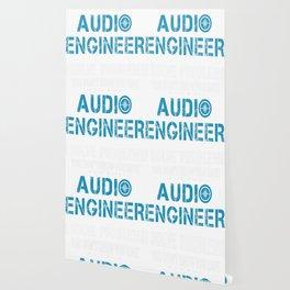 AUDIO ENGINEER Tshirt Wallpaper