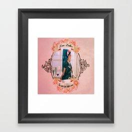 Lena Luthor Framed Art Print