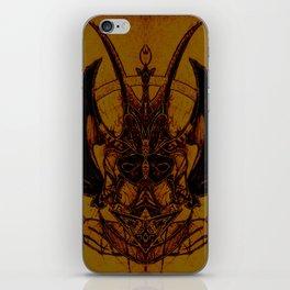 Samael iPhone Skin