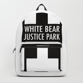White Bear Justice Park Backpack