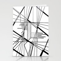 kaleidoscope Stationery Cards featuring Kaleidoscope  by Chris Klemens