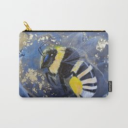 Cosmic Bumblebee Carry-All Pouch