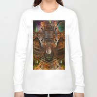 oz Long Sleeve T-shirts featuring Oz by Robin Curtiss