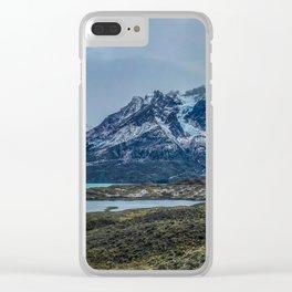 Almirante Nieto | Torres del Paine National Park, Patagonia Clear iPhone Case