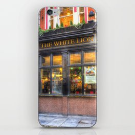 The White Lion Covent Garden London iPhone Skin