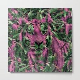 Animal ArtStudio 1216 Tiger Metal Print