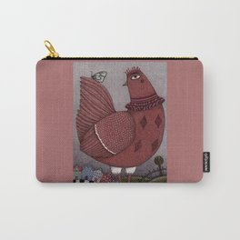 It's a Butterfly! Carry-All Pouch
