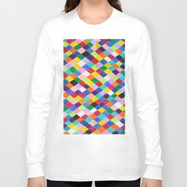 You.Me.Us Dos Background Long Sleeve T-shirt