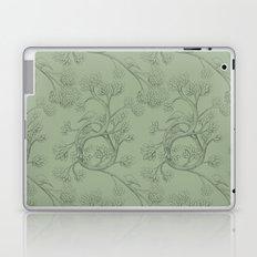 The Night Gardener - Endpapers Laptop & iPad Skin
