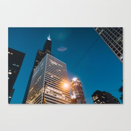 Chicago - Mecca of the Midwest III Canvas Print