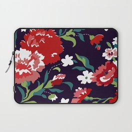 VAMPIRE WEEKEND FLORAL VECTOR Laptop Sleeve