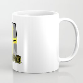 "Knight Templar ""Deus Vult"" Coffee Mug"