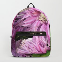 Clematis Josephine 2 Backpack