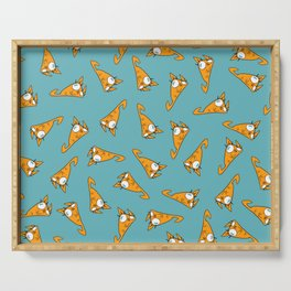 Freckled Fox Serving Tray
