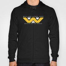 Weyland Yutani Corp Logo Shirt Hoody