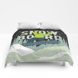 Snowboard Comforters